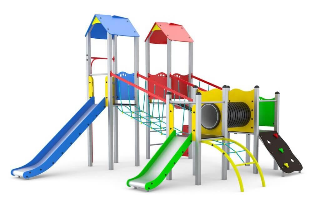 Уличный игровой комплекс для детей