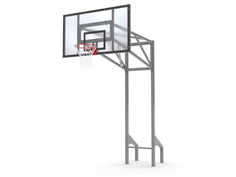 Щит баскетбольный D 413