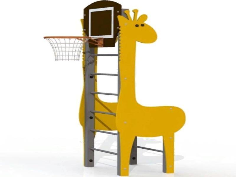 """Баскетбольный щит """"Жираф"""" М 008"""