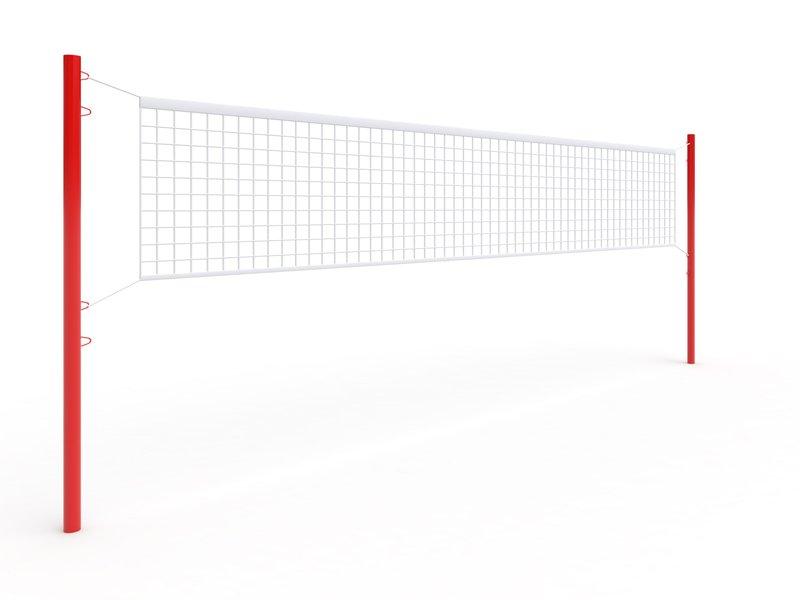 Стойки волейбольные D 415